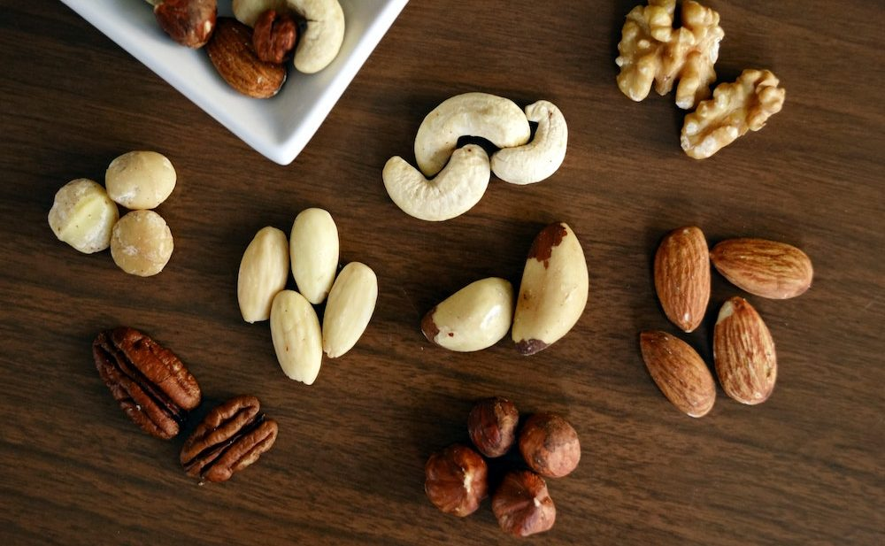 low FODMAP nuts