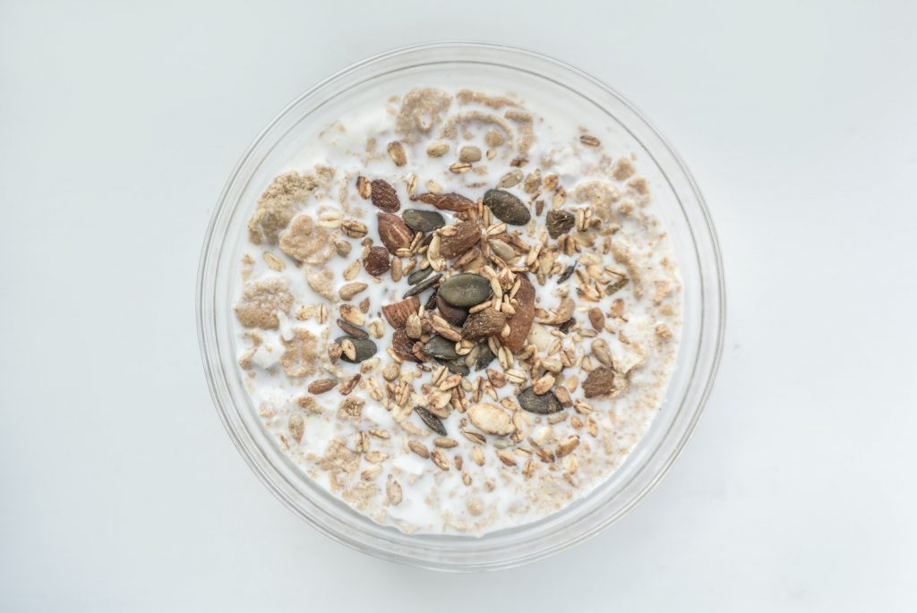 are oats low fodmap