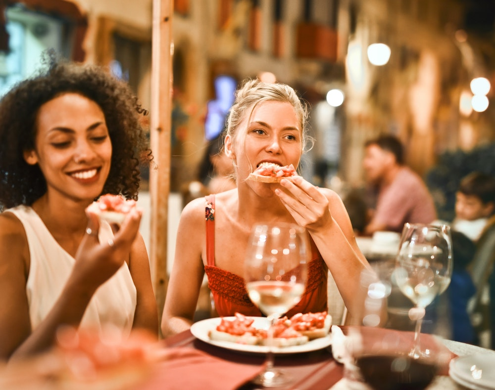 eating out low fodmap diet