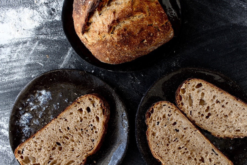 is sourdough low fodmap