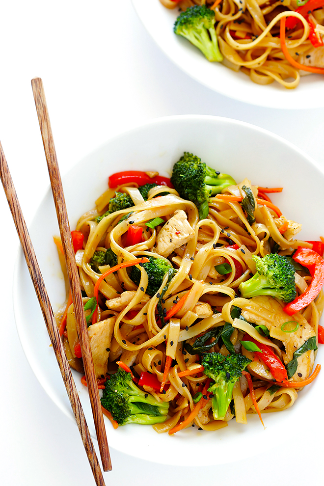 A guide to a low-FODMAP stir-fry
