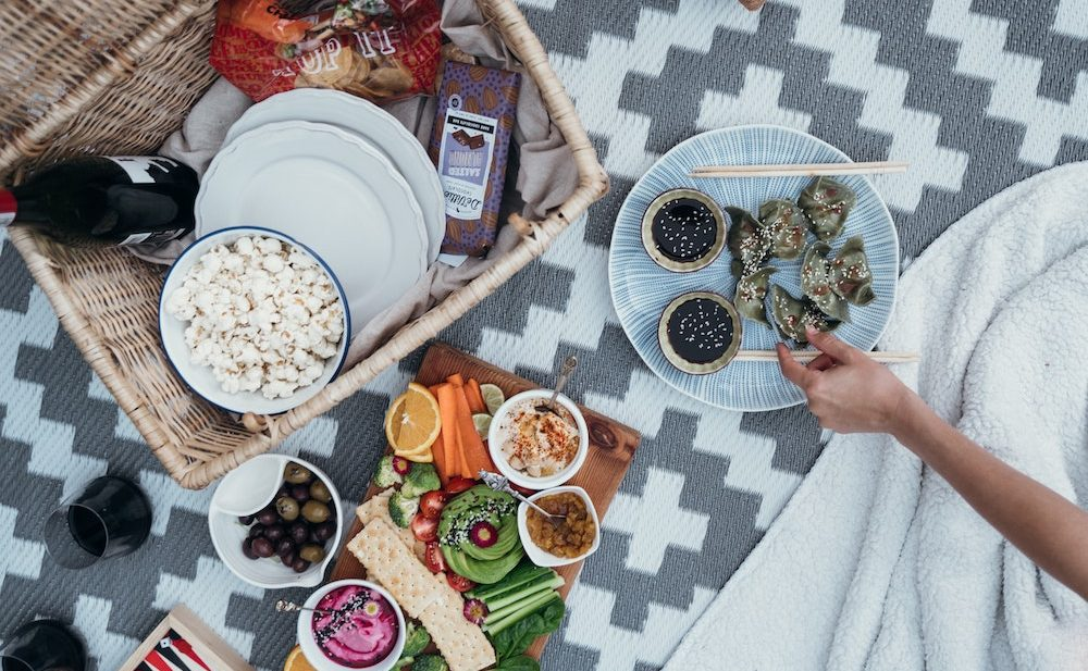 low fodmap picnic